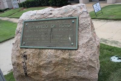 The Hernando De Soto Landmark