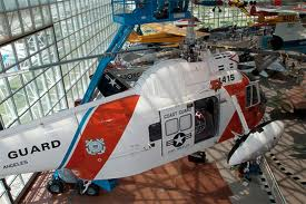 Coast Guard Museum Aircraft