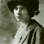 Photograph of Alice Paul, 1910.