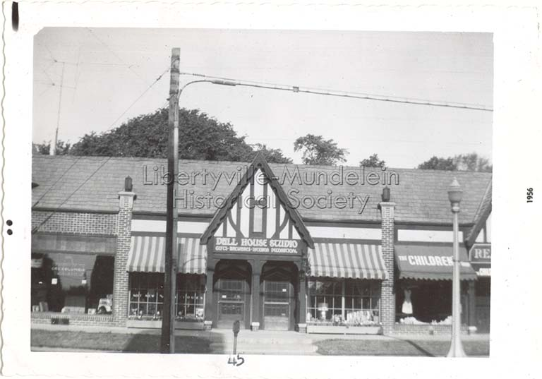 Dall House Studio, circa 1956