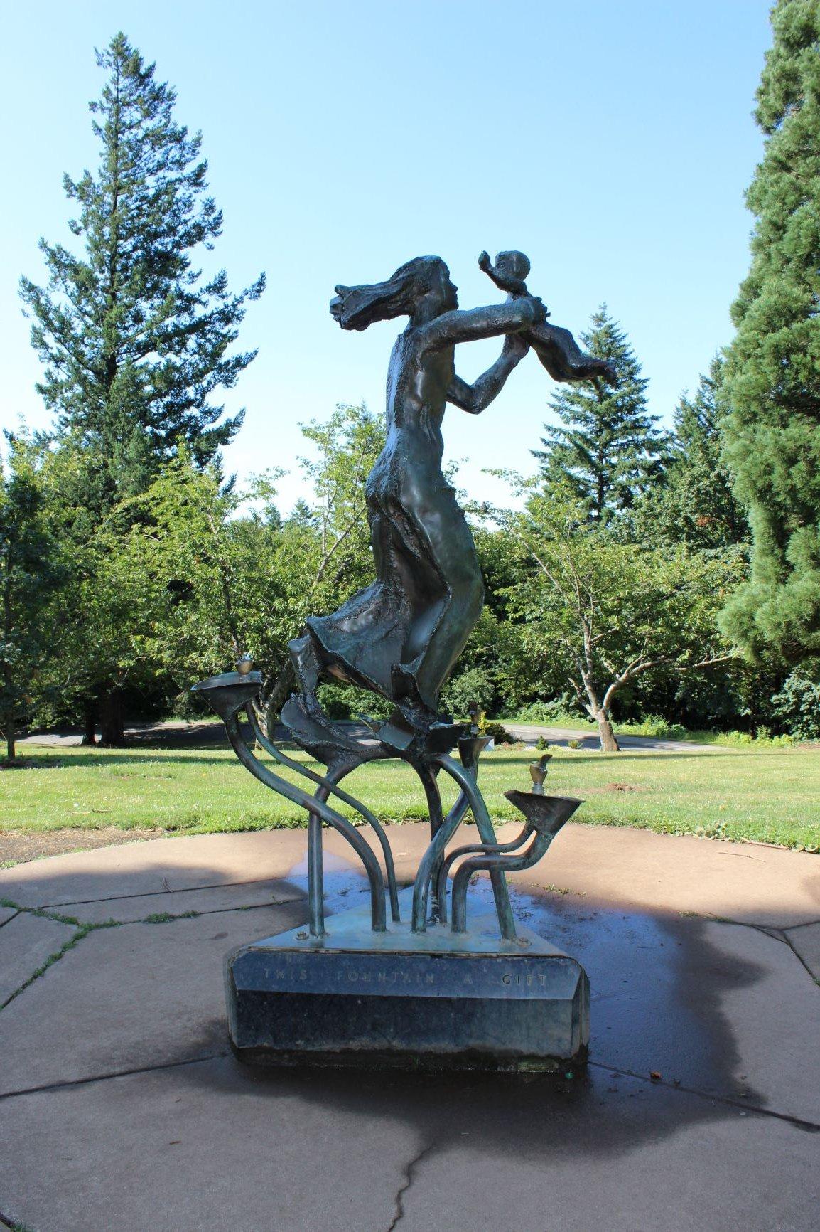 Joy (Pioneer Woman). Photo by Cynthia Prescott.