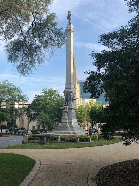 North Carolina Confederate Soldiers Monument