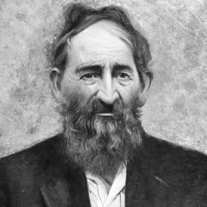 Devil Anse Hatfield, who led the Hatfields into the battle