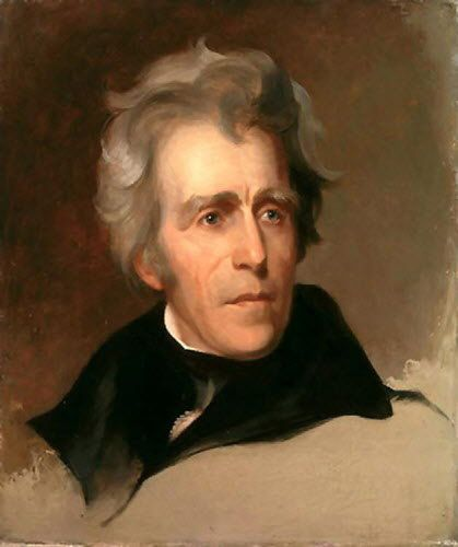 Gen. Andrew Jackson, future U.S. president, visited Huntsville's Poplar Grove in 1814