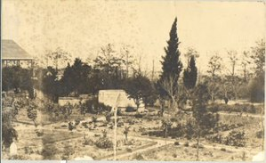 View of RLC Backyard in 1870s