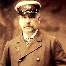 Commodore J. Pierpont Morgan