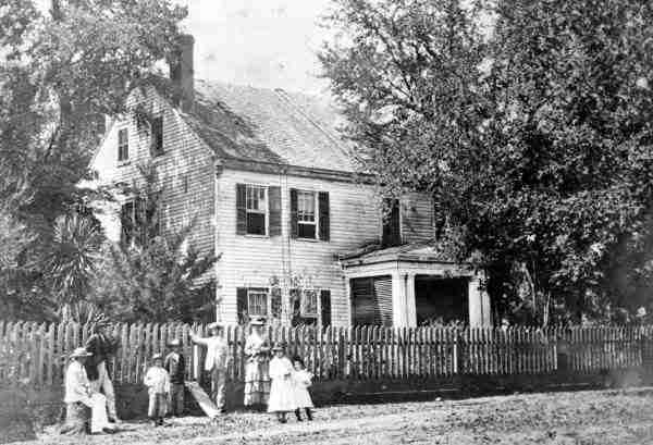 Pine Hill Plantation House ca. 1880