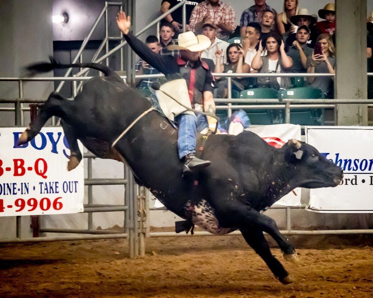 Belton PRCA Rodeo
