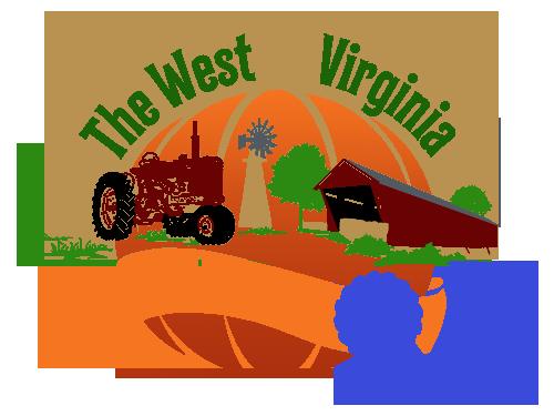 The Annual West Virginia Pumpkin Festival Logo