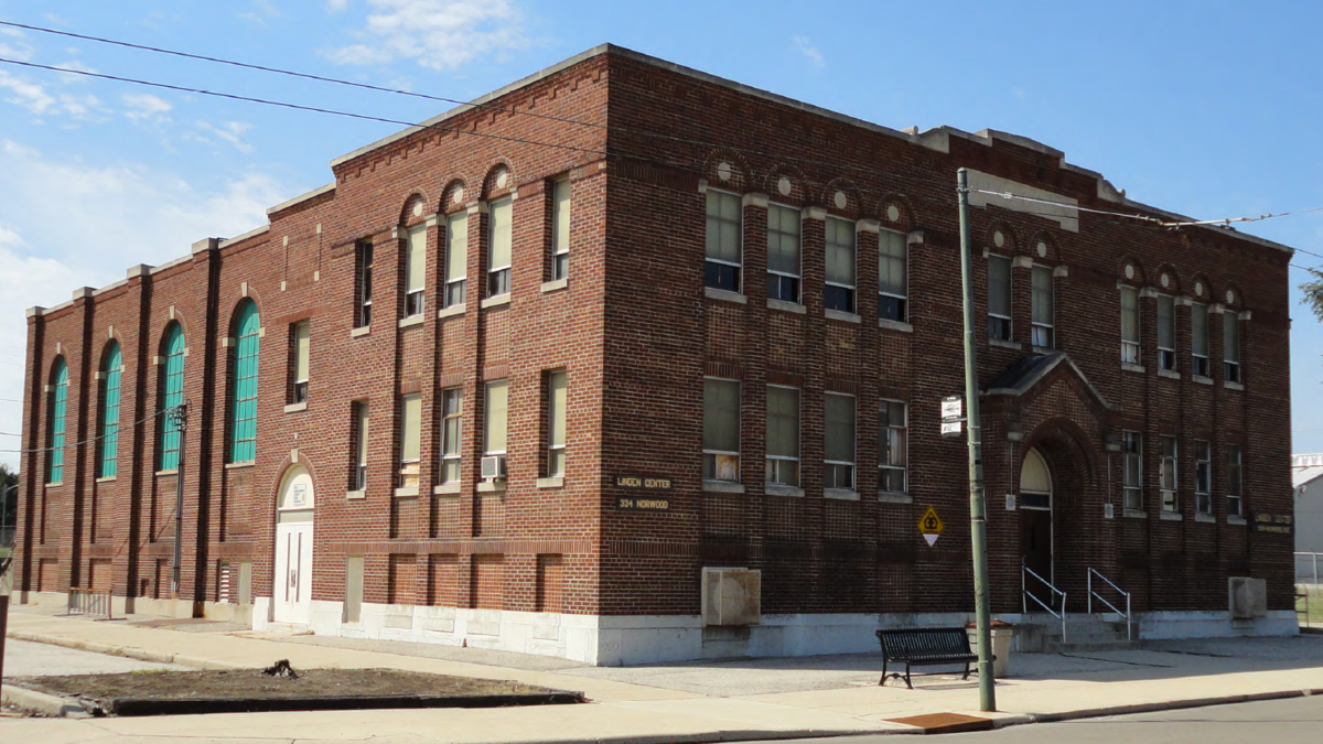 Linden Community and Recreation Center