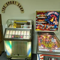Come play pinball and spin a tune for free during your visit