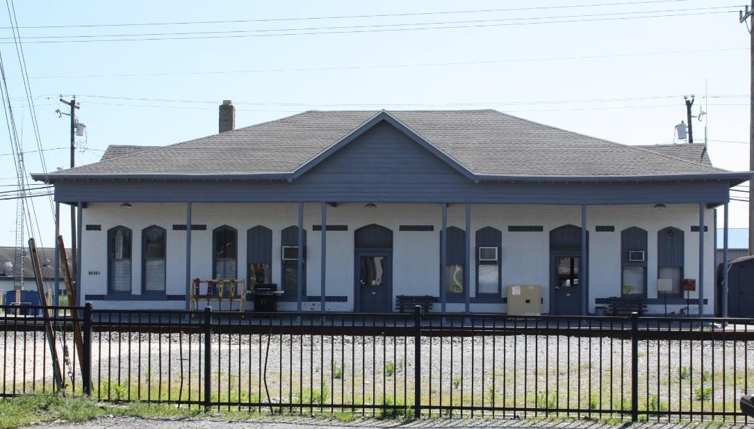 Station as it appears in 2019