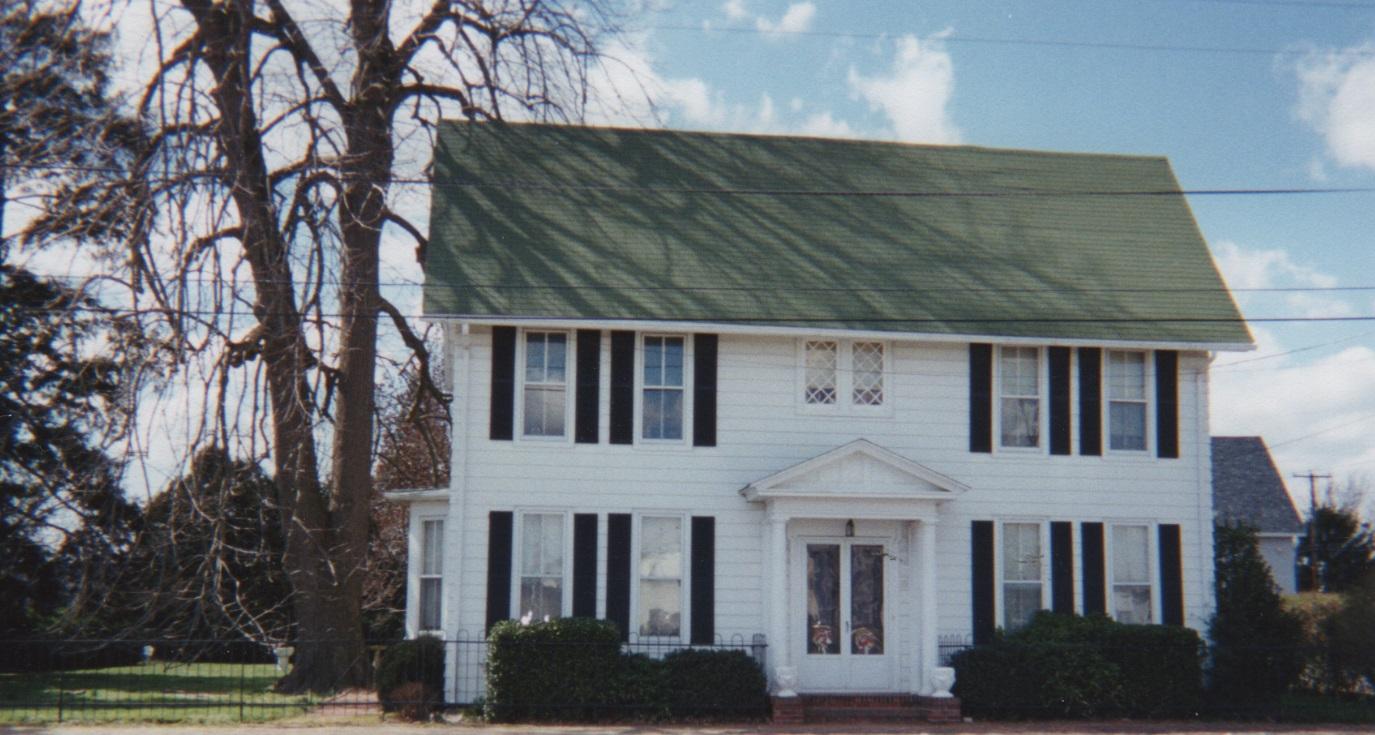 Wolcott Mansion in 2019