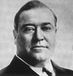 "Thomas Pendergast (1872-1945) was the boss of the Kansas City political ""machine"" for several years before being found of tax evasion and sent to prison."