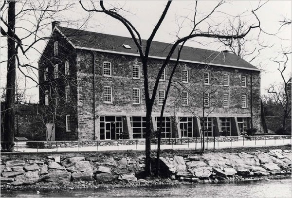 Old photo of the Mill