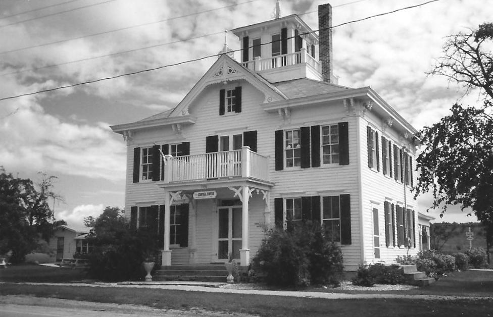 Egg Harbor 1871 Cupola House