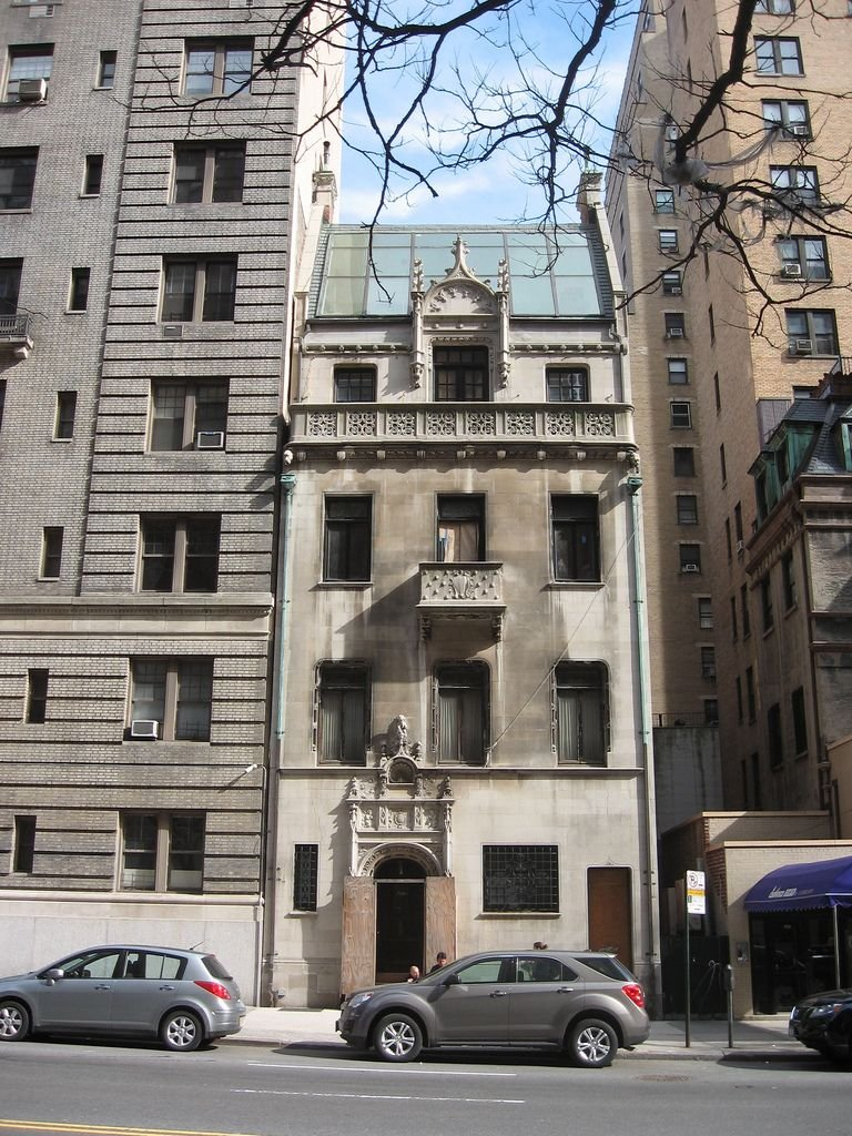 The Jaros house