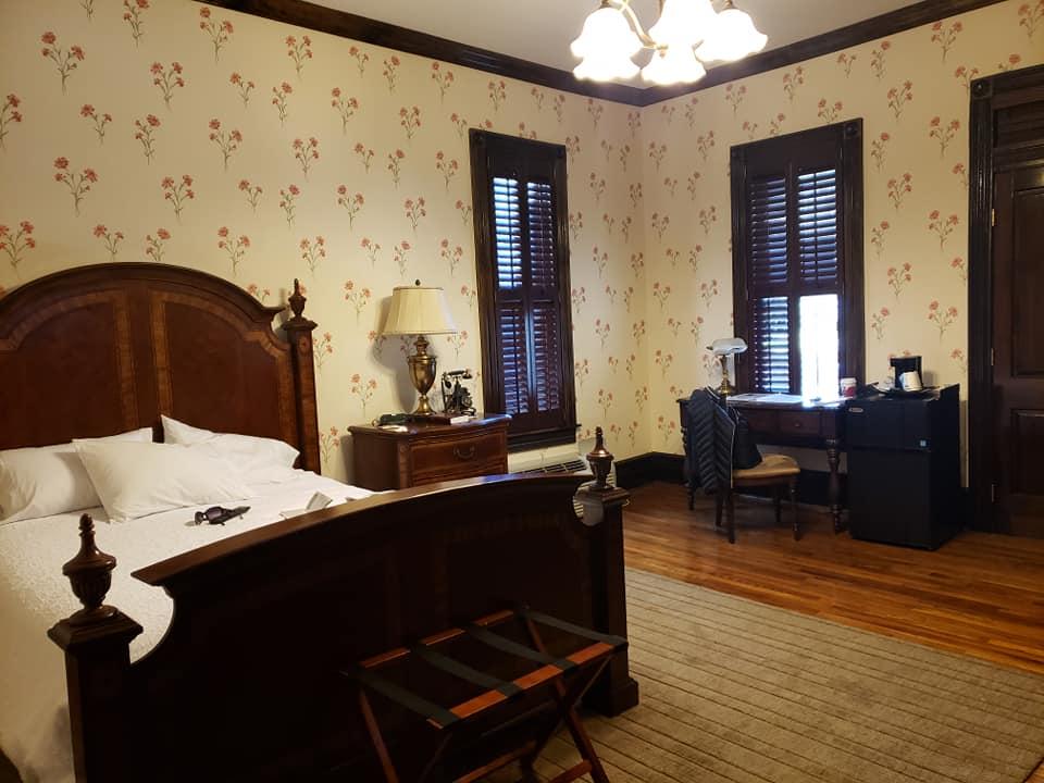 The Blennerhassett Room