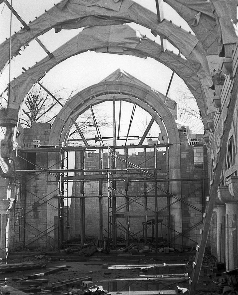 Redeemer Construction 1950's