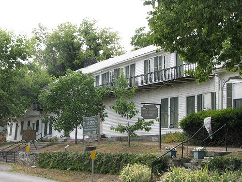 New owners are slowly working to restore the Keene Springs Hotel