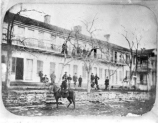 Keene Springs Hotel, circa 1868