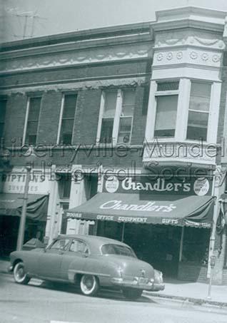 Chandler's, 1956
