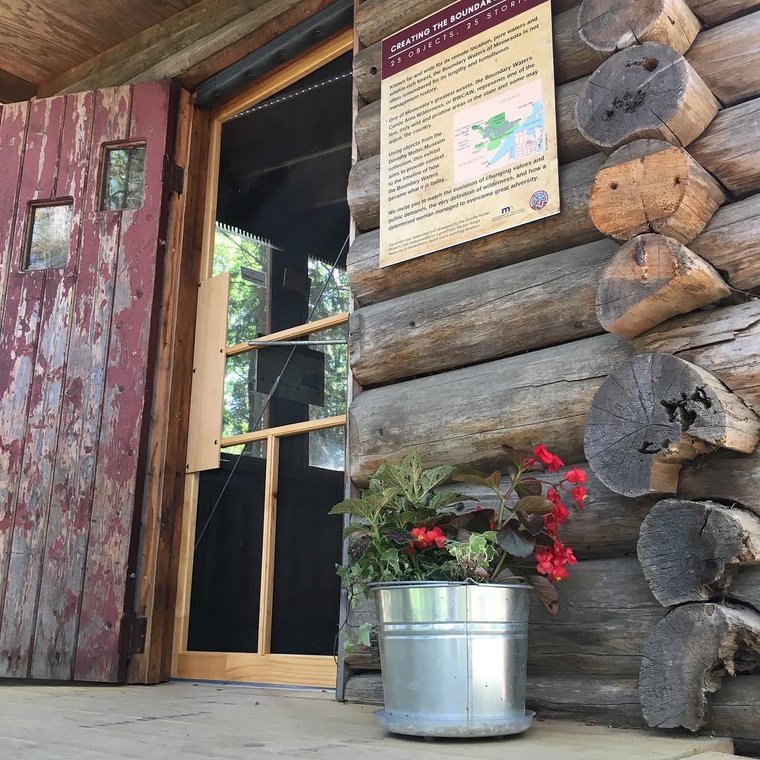 Cady Cabin Entrance
