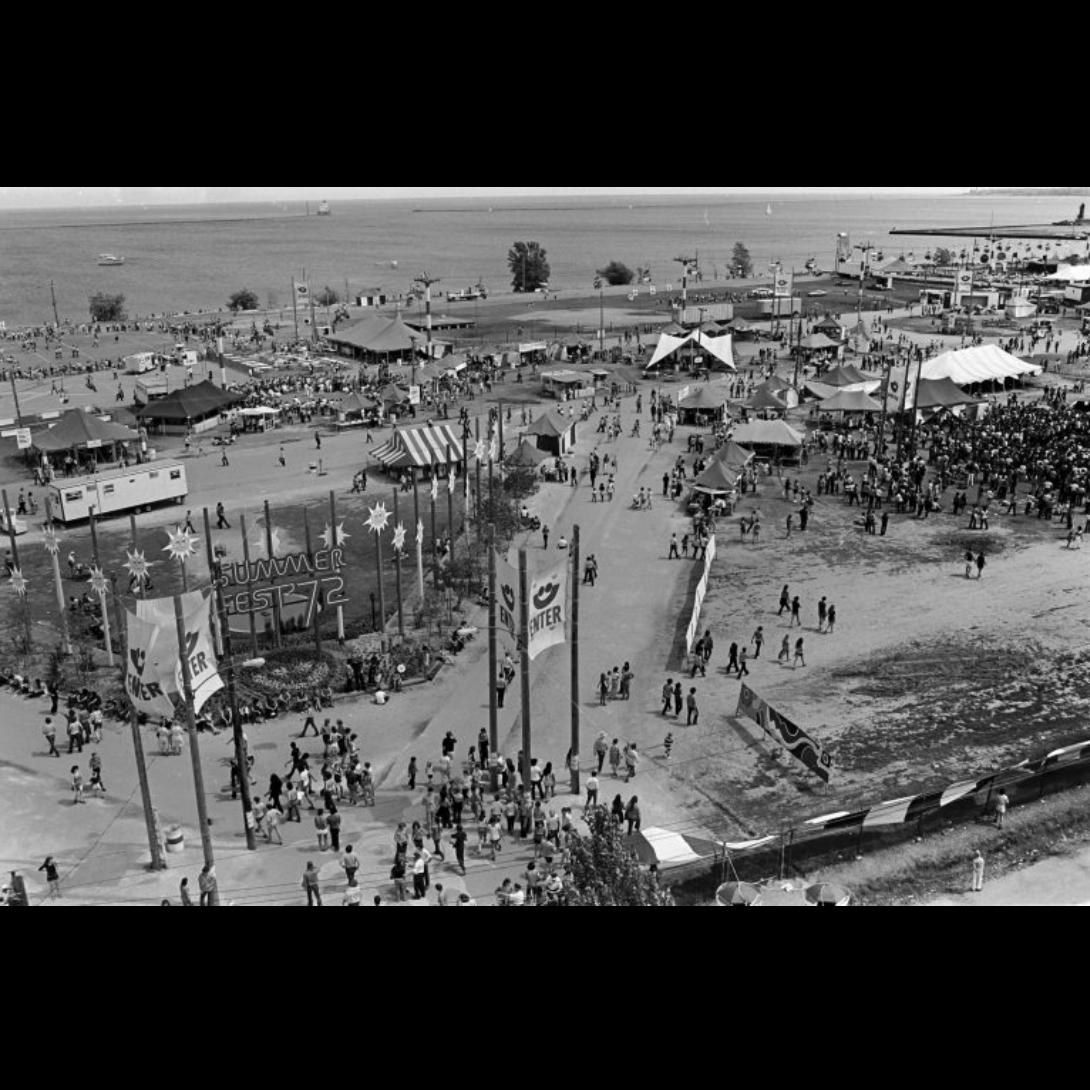 Summerfest 1982.