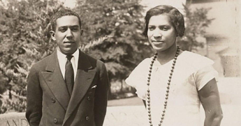 Langston Hughes and Hurston