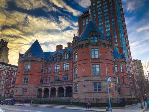 New York Cancer Hospital, now 455 Central Park West