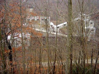 Stonega Glenbrook prep plant, 2007