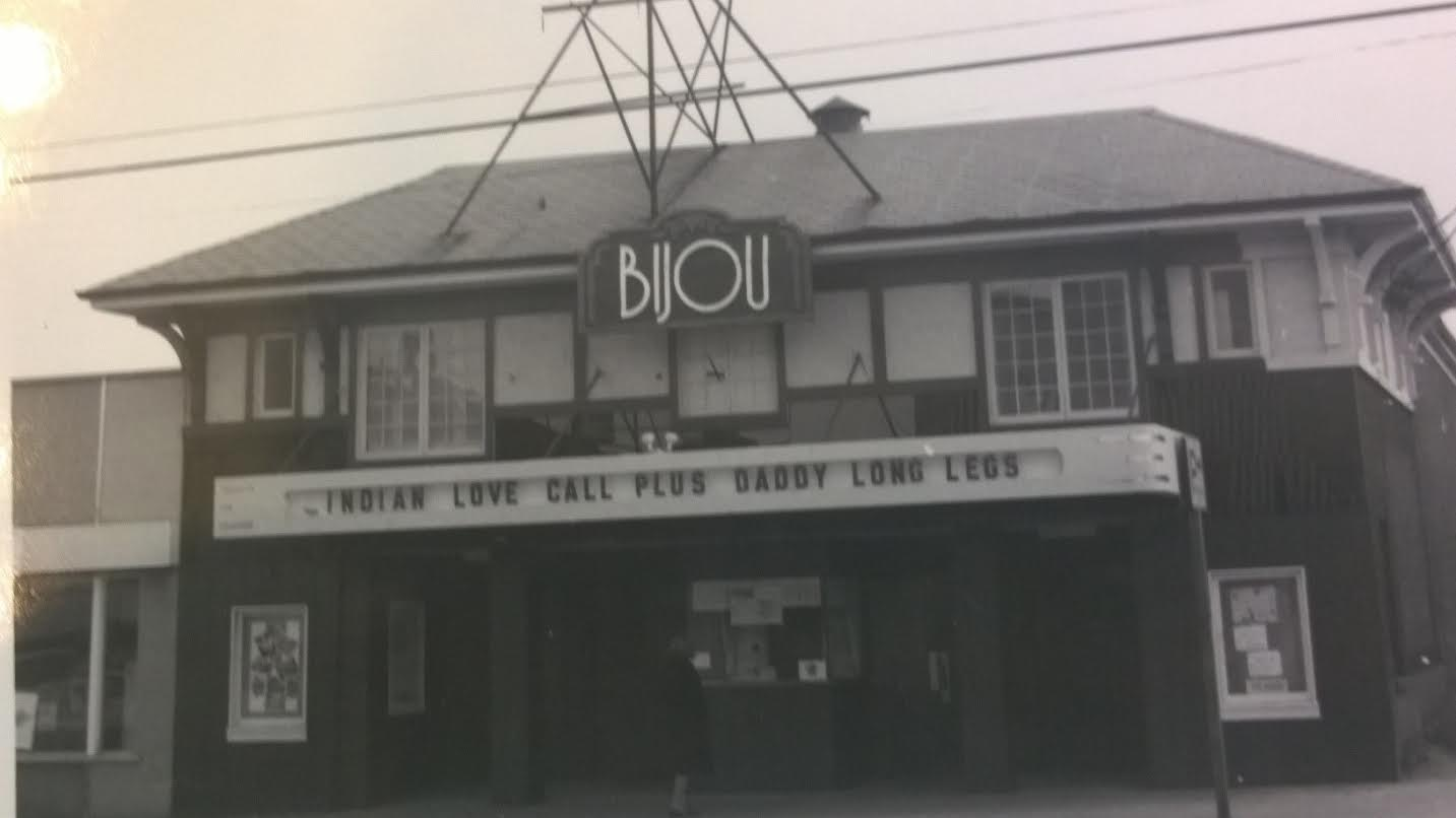 The theater was renamed The Bijou in 1978