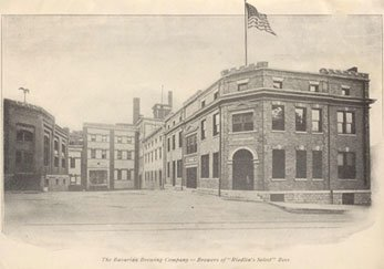 The brewery dates back to 1866 and operated on Pike Street for many years.