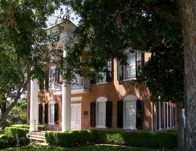Built in 1868, Fort House is one of several historic homes in Waco.