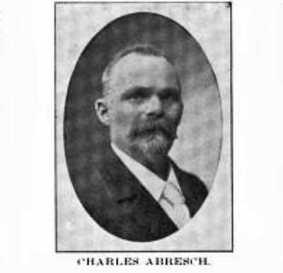 Charles Abresch, 1910