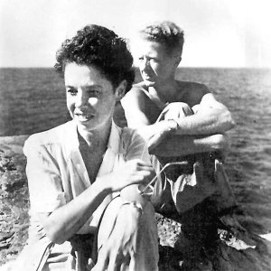 Paul and Jane Bowles