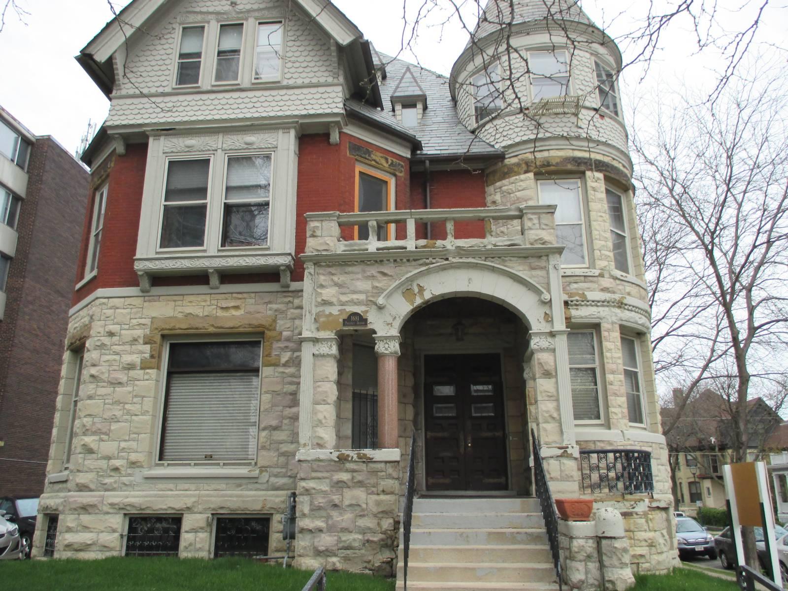 Adler House, 2015. Photo credit: Baldev Sidhu and Urban Milwaukee