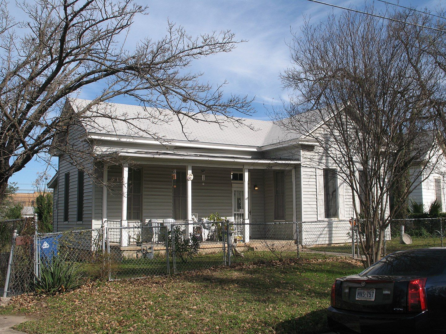 Robert Irvin House in Austin, Texas