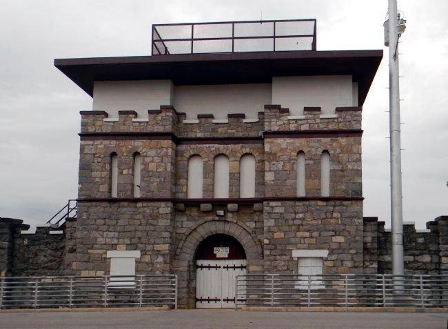 Main entrance, 2011