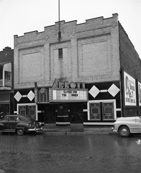 The Abbott Theater was a popular movie house prior to World War II and was home to performances by the Community Players for nearly forty years..