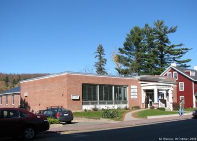 Saranac Lake Free Library (2009)