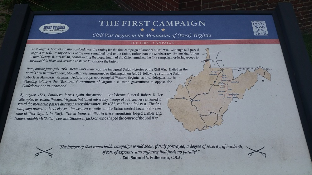 First Campaign Marker