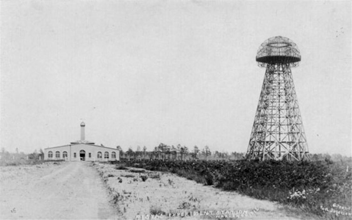 The Wardenclyffe Tower