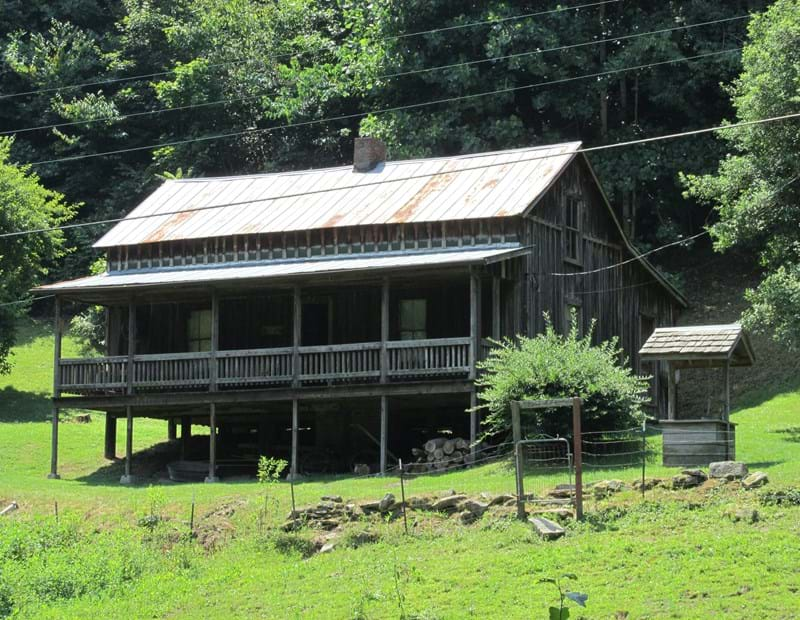 Loretta Lynn's HomePlace in Butcher Holler