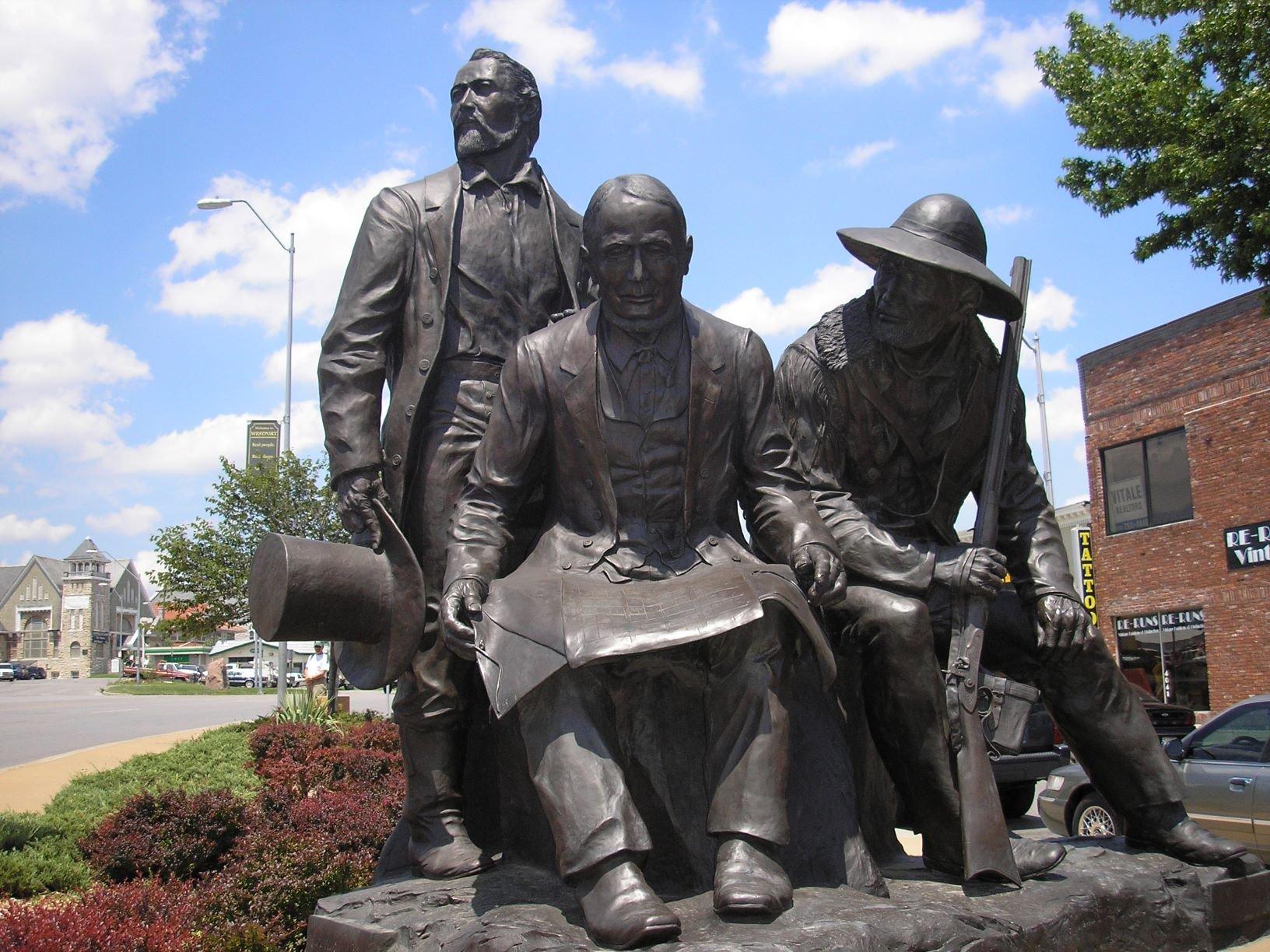 Pioneer Square Monument. Photo by Cynthia Prescott.
