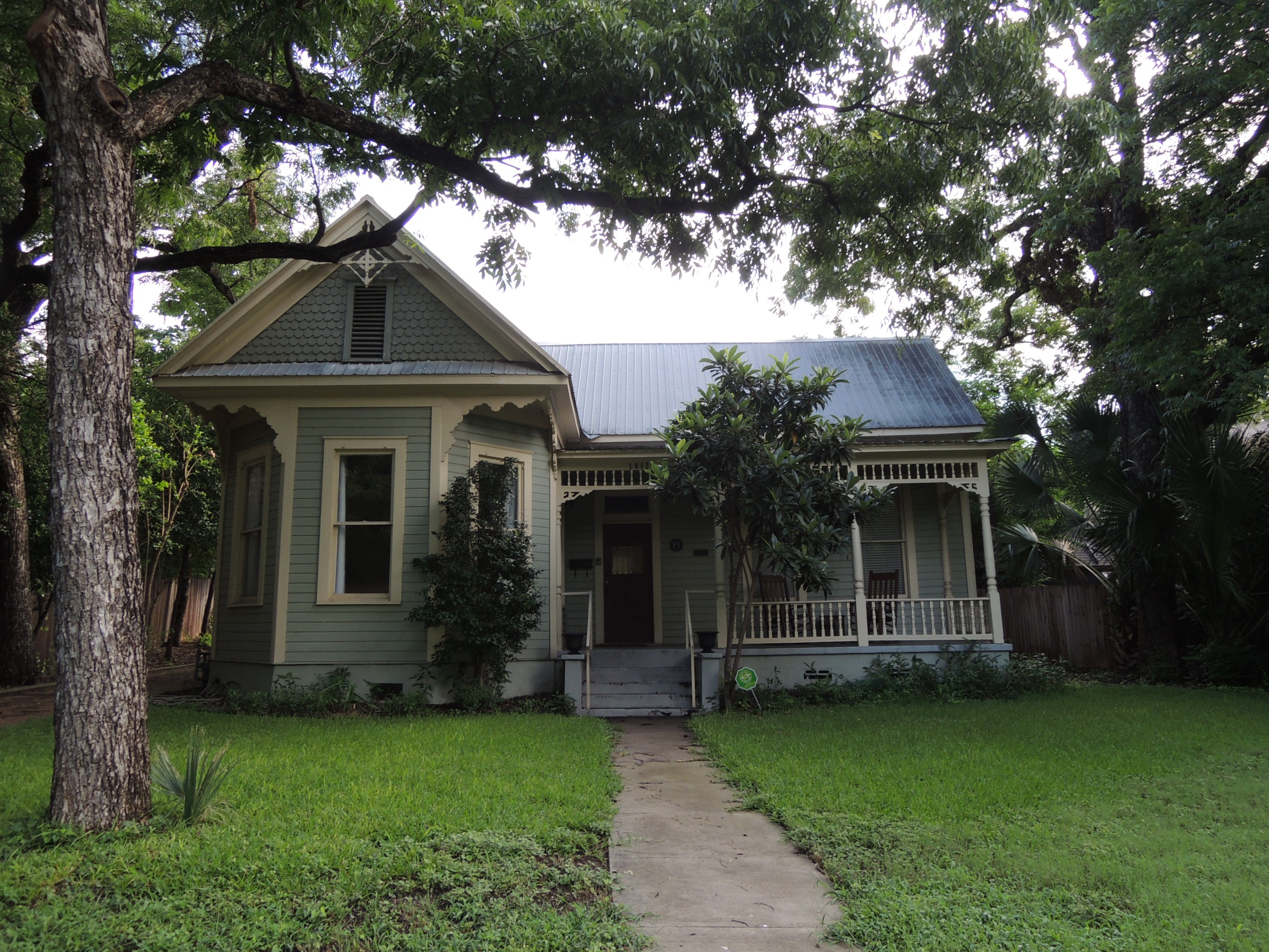 George Peterson Historic House (2015)
