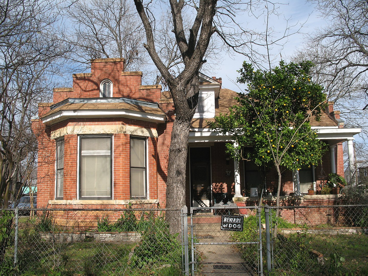 2009 Photo of the Joseph O. Polhemus House