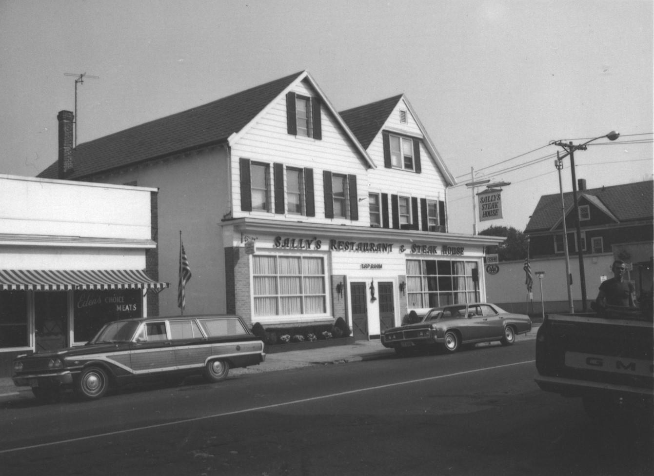 Sally's, circa the 1970s