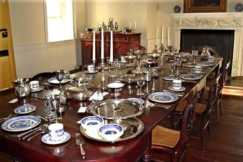 Inside Old Deery Inn