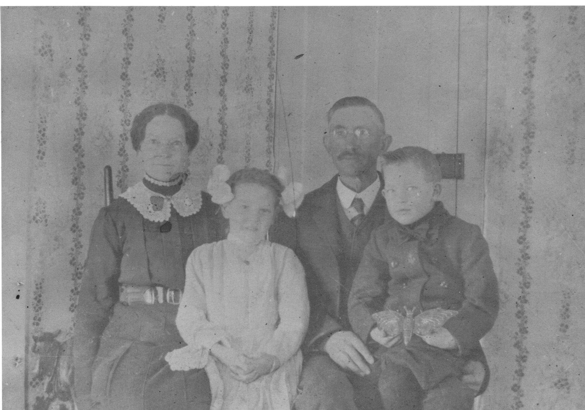 The Wildhack Family c. 1890